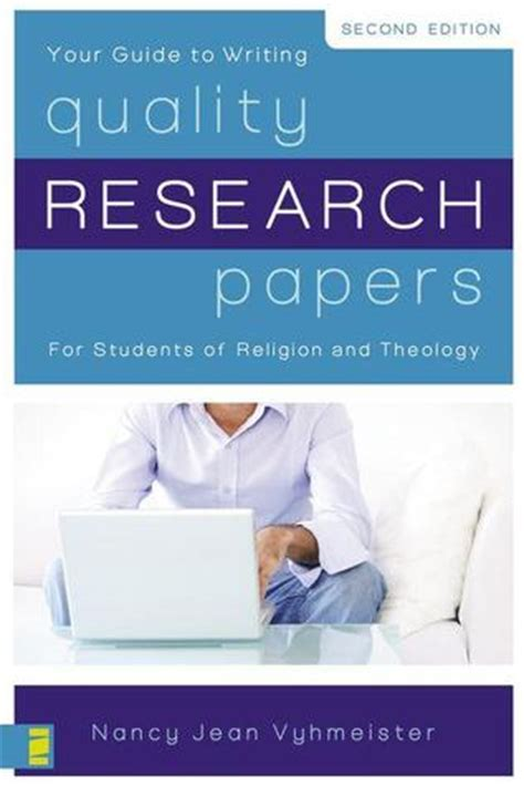Quality Research Papers For Students Of Religion And Theology Pdf by Quality Research Papers For Students Of Religion And Theology By Nancy Jean Vyhmeister