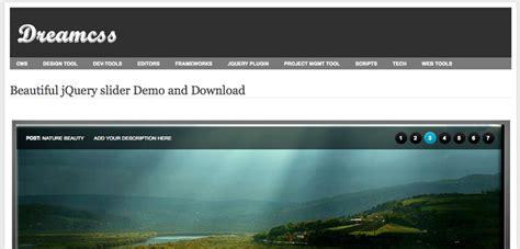 tutorial jquery in wordpress 15 best free jquery slideshow plugins tutorials daily