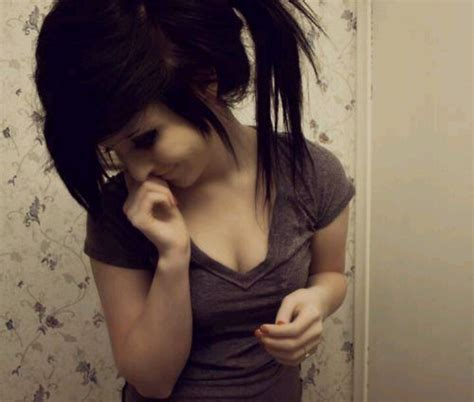 emo hairstyles in a ponytail 1000 images about scene hair ponytail style on pinterest