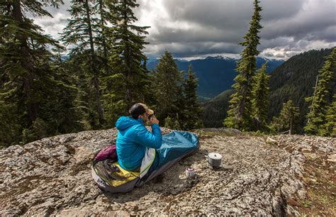 Alpine 3d Bag review outdoor research alpine bivy switchback travel