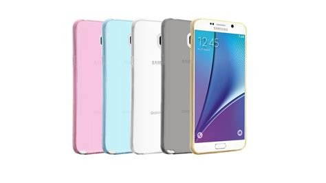 Dasi Slim Musik Note Blue ultra slim tpu samsung galaxy note 5 with five color