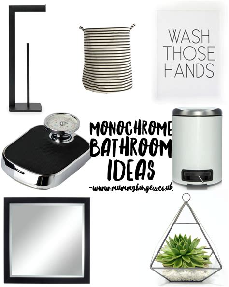 monochrome bathroom ideas monochrome bathroom ideas k elizabeth