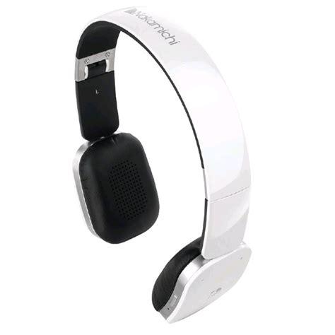 Headset Nakamichi Nakamichi Nep Bt201 Headphone White Deals Special
