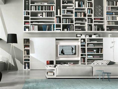 Bueno  Estanterias Para Libros #6: Muebles-tv_con-bibliotecas.jpg