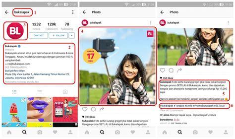 cara membuat bio instagram rata tengah cara beriklan di instagram agar produk anda dilihat oleh
