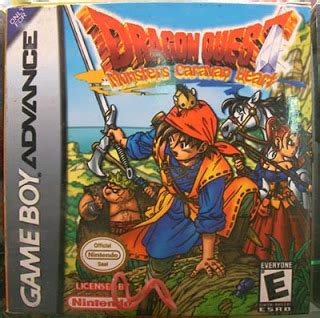 emuparadise dragon quest monster dragon quest monster caravan heart english gba rom