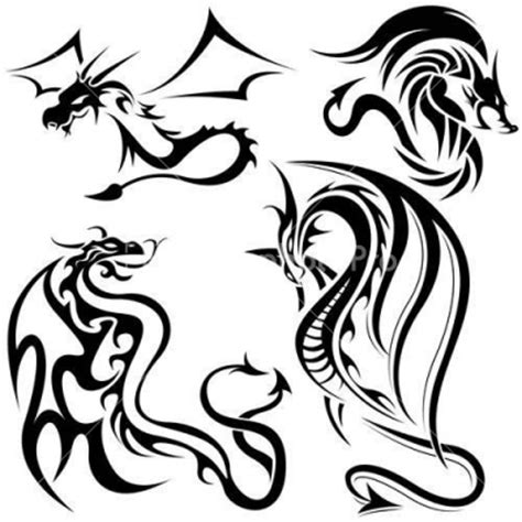 gambar tattoo tribal top ten script tatto gambar naga tribal