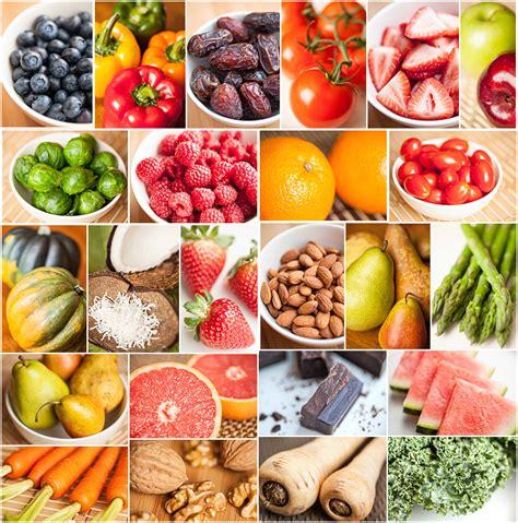 Healthy Food Collage Optimal Health Nutrition Program Lauren Follett