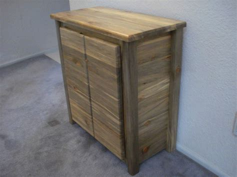 bench cabinet benches cabinets pine beetle furnishings