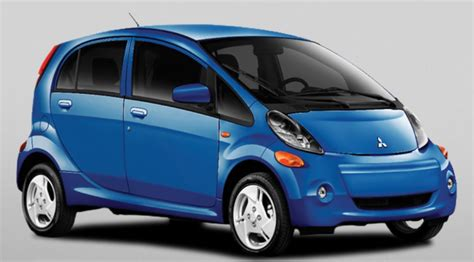 the 2013 mitsubishi i miev that you can t buy in the us