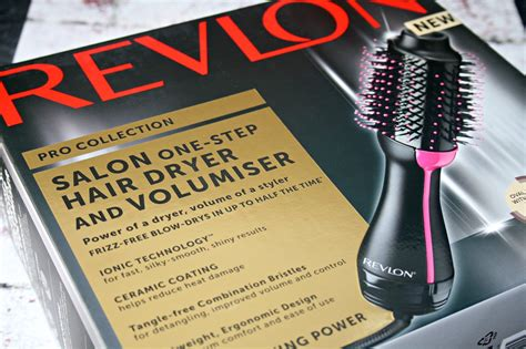 Revlon One Step Hair Dryer And Styler Volumizer by Beautyqueenuk Revlon Pro Collection Salon One Step Hair
