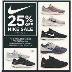 nike athletic shoes sale select at kohl s black friday