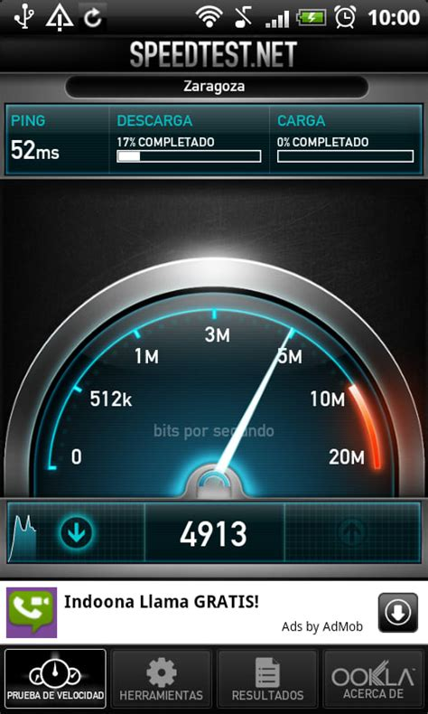 speed test net mobile speedtest net mobile para android