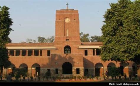 Delhi School Of Economics Mba Cat Cut by St Stephen College Cut List 2016