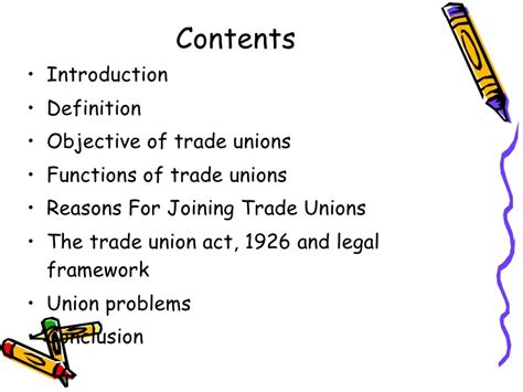 Trade Union Notes Mba by Trade Union1