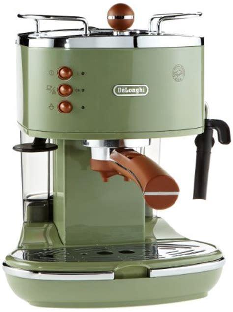 Delonghi Ecov 310gr Vintage Coffee Maker vintage de longhi icona coffee maker in green 163 140 the coffee