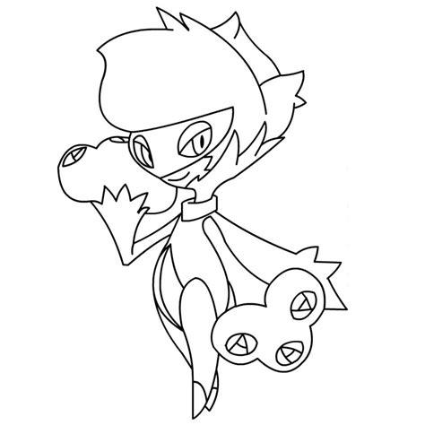 artwork coloriages pokemon images concepts art