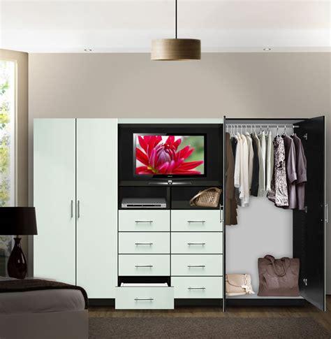 aventa tv wall unit  bedrooms bedroom wall unit  drawer  door contempo space