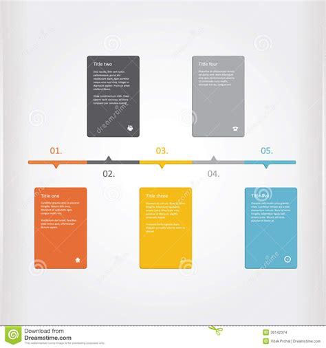 layout for timeline vector creative timeline template matt timeline profile