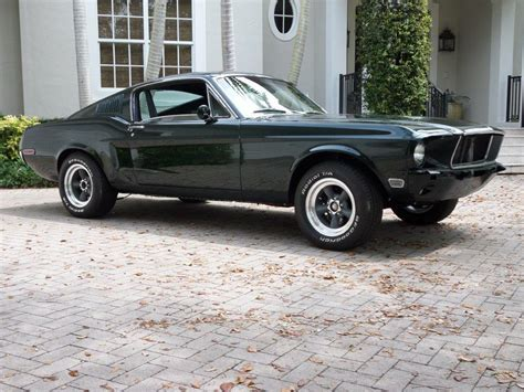mustang 2 2 fastback the 1968 ford mustang 390 gt 2 2 fastback