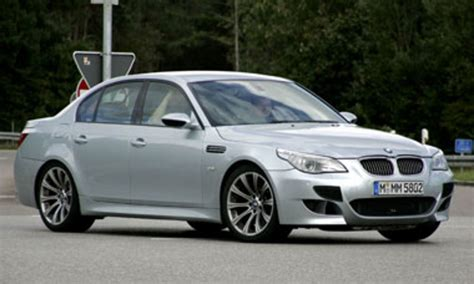 2009 bmw m5 2009 bmw m5 to be powered by a turbo v10 engine news