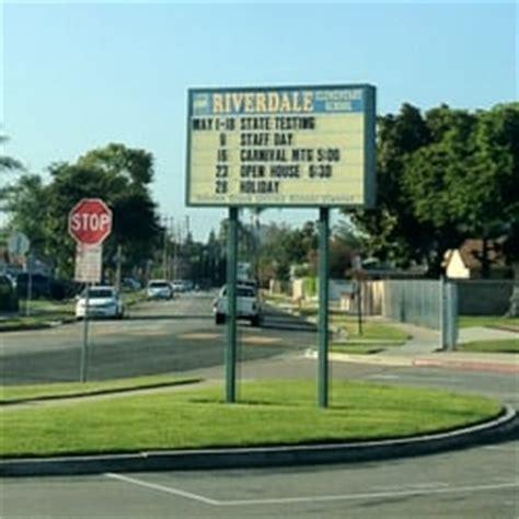Garden Grove Ca Schools Riverdale Elementary School Garden Grove Ca Yelp