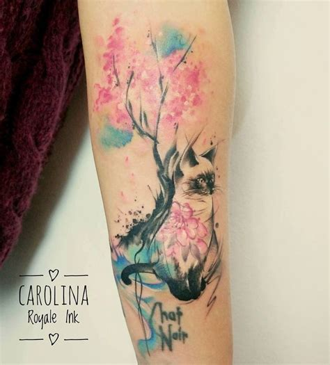 love chat tattoo watercolor carolina avalle tattoo carol
