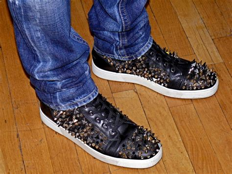 louis vuitton sneakers with spikes louis vuitton spiked shoes