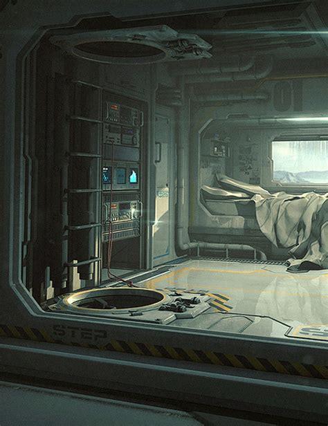 sci fi bedroom sci fi bedroom 3d models and 3d software by daz 3d