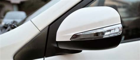 Spion Mobil Modif Modifikasi Kaca Spion Mobil Nggak Masalah