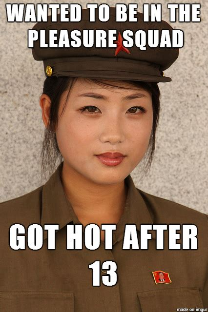 Hot Girl Problems Meme - north korean problems meme guy