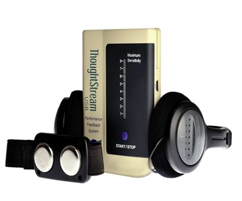 thoughtstream biofeedback machine
