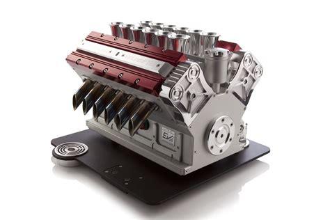 v12 motor v12 espresso maschine motorkultur