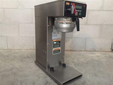 commercial maker used bunn 38700 0032 axiom dv aps airpot brewer