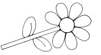 flower clipart black and white clipartion com 2 clipartix
