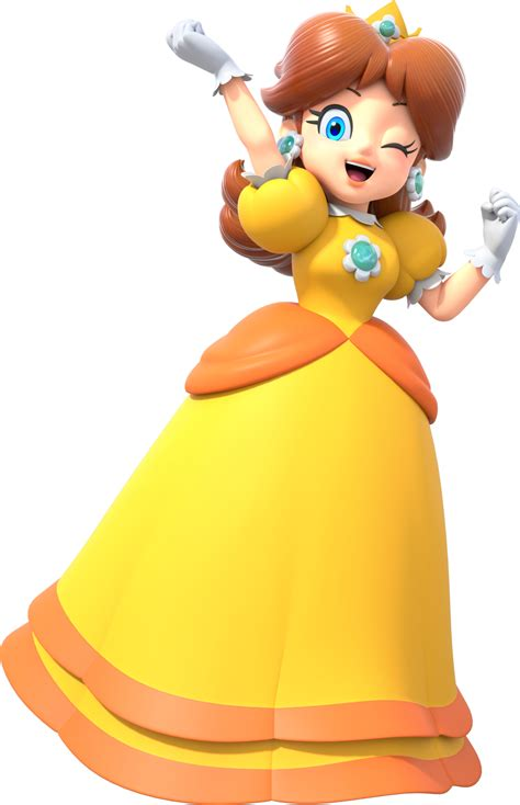 princess daisy super mario wiki  mario encyclopedia