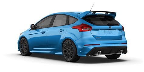 focus rs colors 2016 ford focus rs price colors