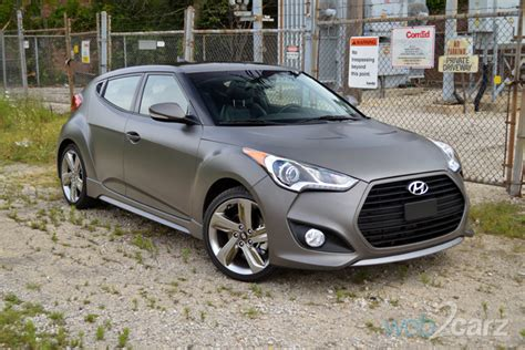 Hyundai Veloster 2014 Review by 2014 Hyundai Veloster Turbo Review Web2carz
