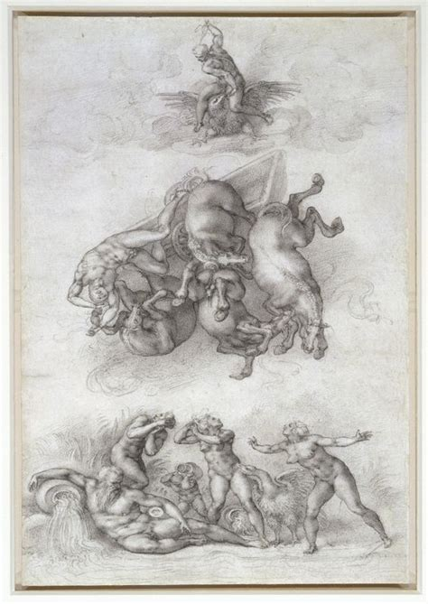 michelangelo basic art series quot michelangelo s dream quot the courtauld gallery alain r truong