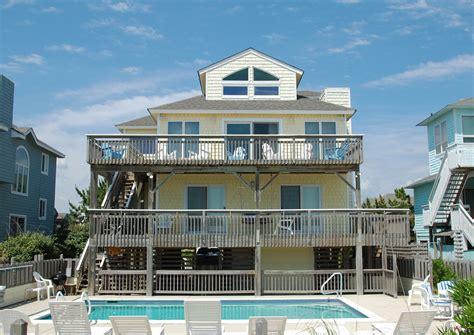 Banana Wind Oceanfront Home In Ocean Sands Q Corolla Houses Corolla Nc