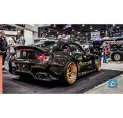 The Best Cars Of SEMA 2013