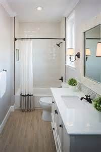 Small Bathroom Makeover Ideas 17 Best Ideas About Small Bathroom Makeovers On Pinterest
