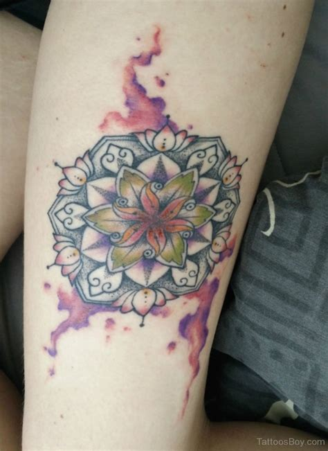 watercolor tattoos mandala mandala tattoos designs pictures page 12