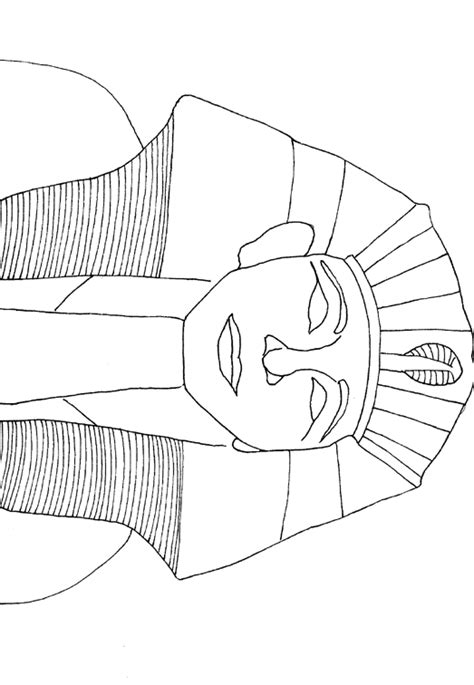 sphinx coloring page az coloring pages