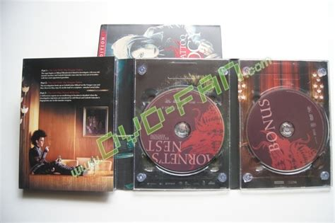 dragon tattoo trilogy extended edition trilogy extended edition