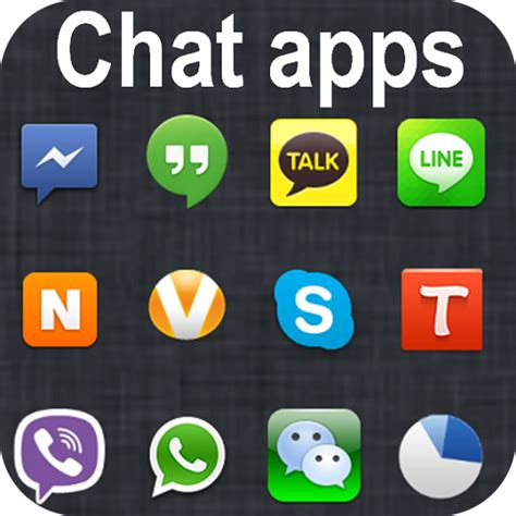 chat app for android chat messaging apps comparison it appstore per android