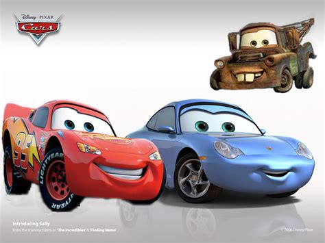 cars sally and lightning mcqueen lightning mcqueen cars