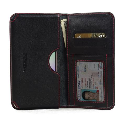 Leather Galaxy A7 samsung galaxy a7 2016 leather wallet sleeve