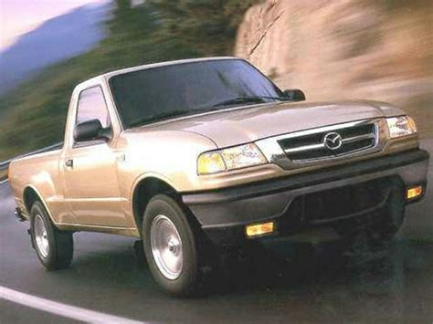 mazda truck models mazda b2500 truck models price specs reviews cars com