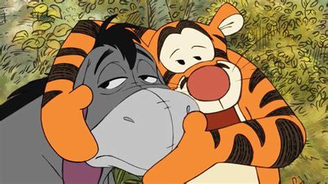 Mini Character Pooh Tiger Eeyore Diskon tigger and eeyore the mini adventures of winnie the pooh